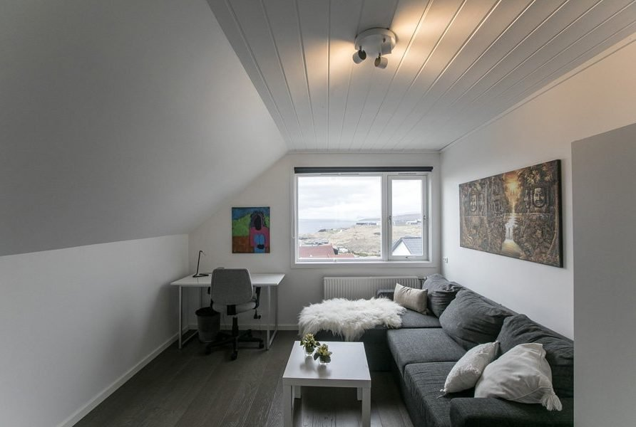 Accommodation room 1, FaroeGuide