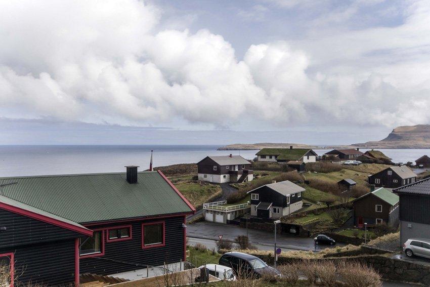 Accommodation room, FaroeGuide