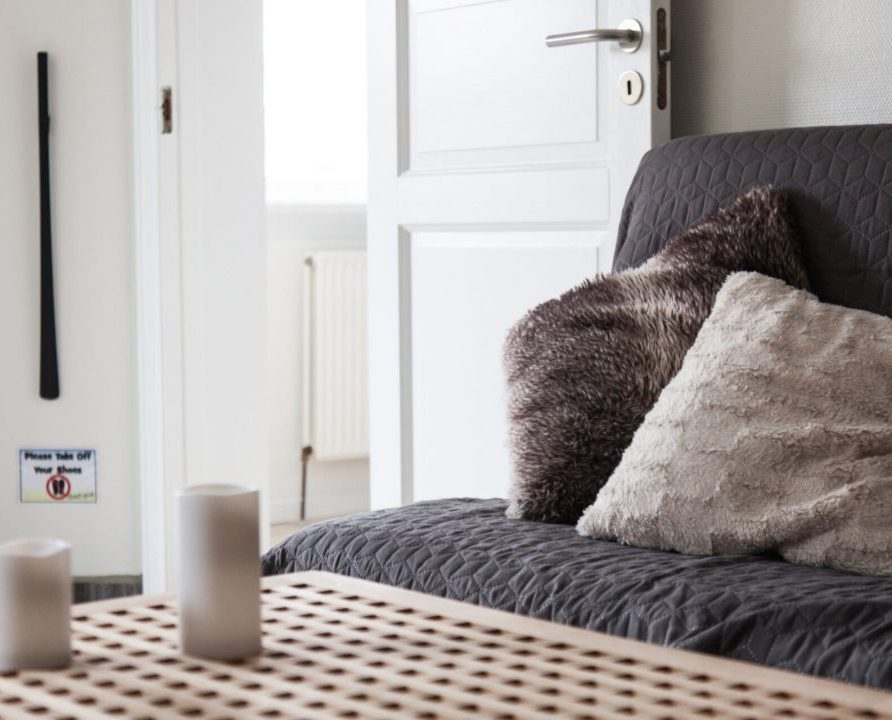 FaroeGuide, Light apartment, living room