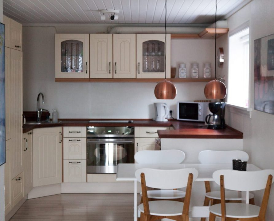 FaroeGuide, Light apartment, kitchen